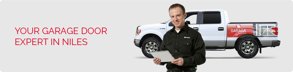 Your garage door expert in Niles